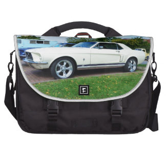 Classic Ford Mustang Commuter Bag