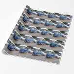 Classic Ford Mustangs Gift Wrapping Paper