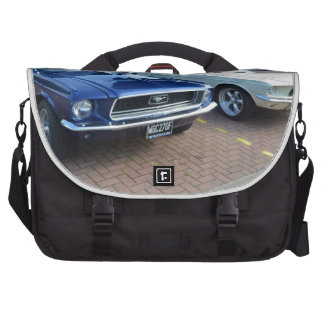 Classic Ford Mustangs Bags For Laptop