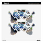 Classic Ford Mustangs Skins For PS3 Controllers