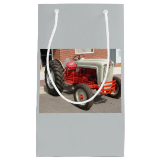 Classic Ford Tractor Gift Bag Small Gift Bag