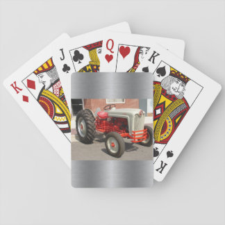 Classic Ford Tractor Playing Cards