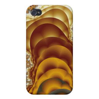 Classic Fractal iPhone 4/4S Case
