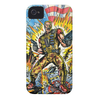 Classic G.I. Joe iPhone 4 Cover
