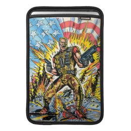 Classic G.I. Joe MacBook Air Sleeve