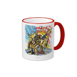Classic G.I. Joe Ringer Mug