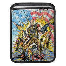 Classic G.I. Joe Sleeve For iPads