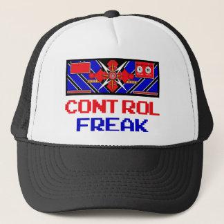 Classic Gamer - Control Freak Trucker Hat