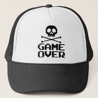 Classic Gamer - Game Over Trucker Hat