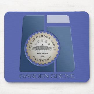 Classic Garden Grove Seal/Logo Mouse Pad