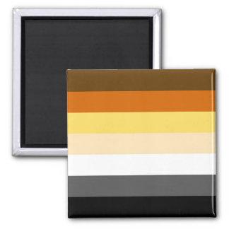 Classic Gay Bears Pride Flag Magnet