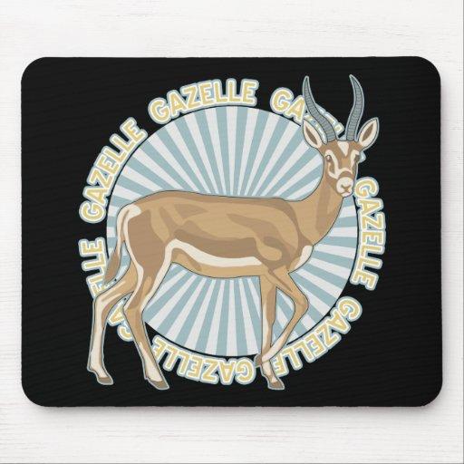 Classic Gazelle Mouse Pads
