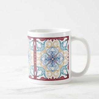 Classic Geometric Moroccan Design - Mug 1