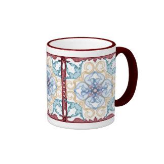Classic Geometric Moroccan Design - Mug 1B