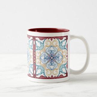 Classic Geometric Moroccan Design - Mug 1C