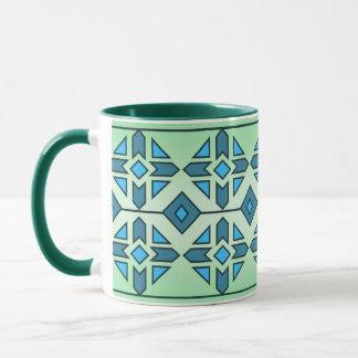 Classic Geometric Mug
