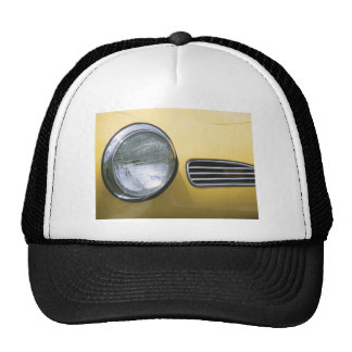Classic German Sports Car Grill Photograph Trucker Hat