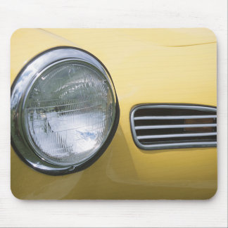 Classic German Sports Car Grill Photograph Mouse Pad