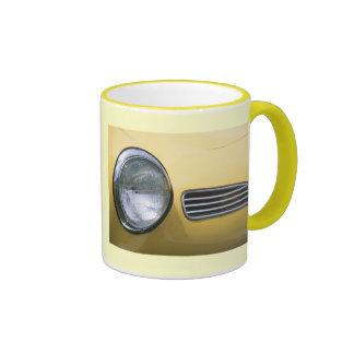 Classic German Sports Car Grill Photograph Coffee Mugs