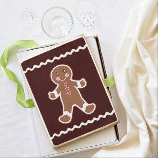 Classic Gingerbread Boy Shortbread Cookie Jumbo Cookie