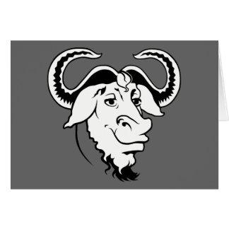 Classic GNU Card