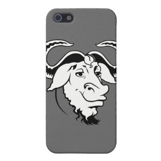 Classic GNU Cover For iPhone 5