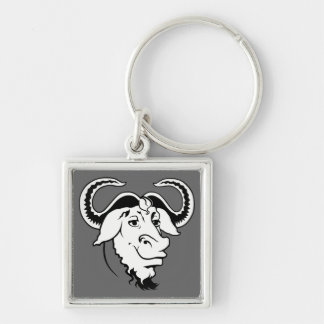 Classic GNU Keychain