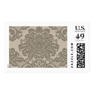 Classic Gold Damask | Atelier Isabey Stamps