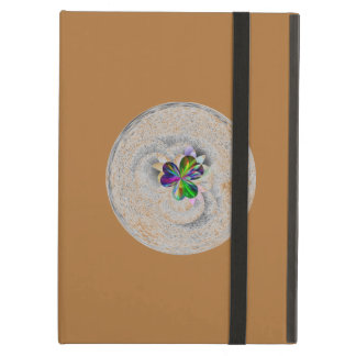 Classic gold design cover for iPad air