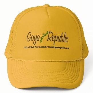Classic Goyar Republic Logo hat