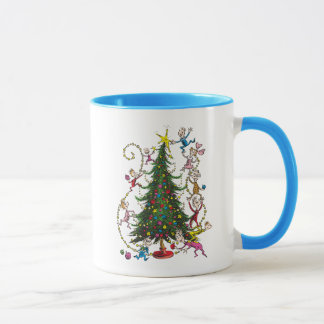 Classic Grinch | Christmas Tree Mug