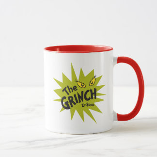 Classic Grinch | Green Starburst Mug