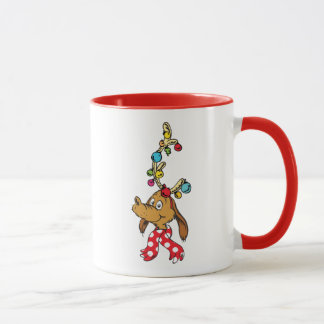 Classic Grinch | Max - Happy Wholidays Mug