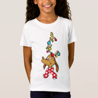 Classic Grinch | Max - Happy Wholidays T-Shirt