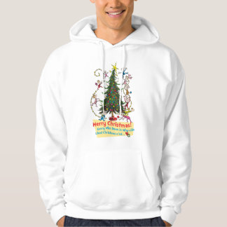 Classic Grinch | Merry Christmas! Hoodie