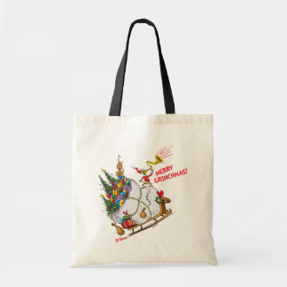 Classic Grinch | Merry Grinchmas! Tote Bag