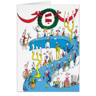 Classic Grinch | Merry Merry Feast Card