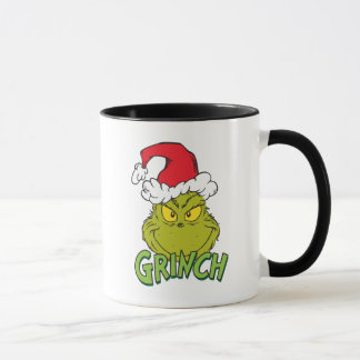 Classic Grinch | Naughty or Nice Mug