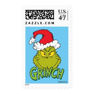Classic Grinch | Naughty or Nice Postage