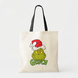 Classic Grinch | Naughty or Nice Tote Bag