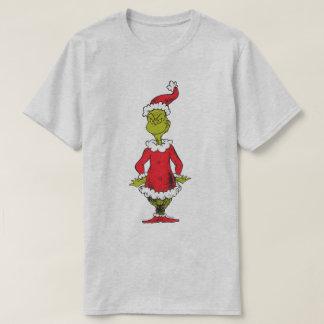 Classic Grinch | Santa Claus T-Shirt