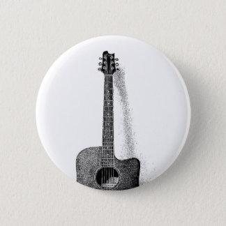 Classic Guitar Button