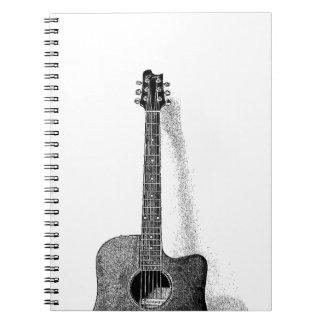 Classic Guitar Notebook