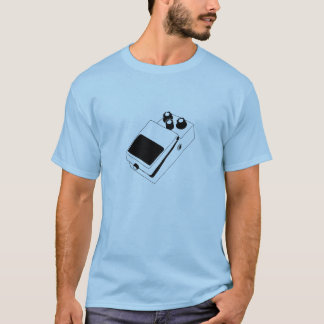 Classic Guitar Pedal Men T-Shirt