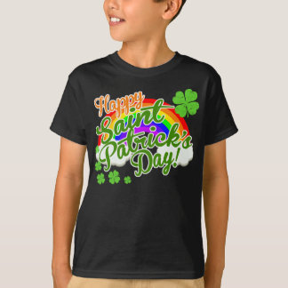 Classic Happy St. Patrick's Day T-Shirt