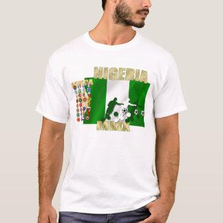 Classic Heavy Weight Nigerian fans 2010 shirt