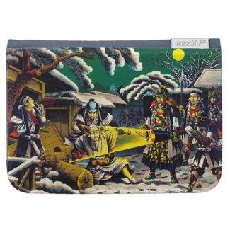 Classic historical painting Japan Bushido paragon Kindle 3 Cases
