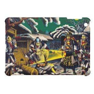 Classic historical painting Japan Bushido paragon iPad Mini Covers