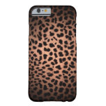 Classic Hollywood Leopard iPhone 6 case
