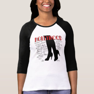 Classic Hollywood Women's Jersey Tee